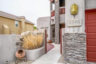 Albuquerque Single Family Home For Sale: 4545 Arrowhead Avenue NW