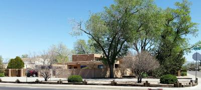 Albuquerque Single Family Home For Sale: 3100 12th Street NW