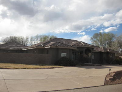 Corrales Single Family Home For Sale: 245 Bazan Loop