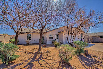 Rio Rancho Single Family Home For Sale: 24 1st Street NE