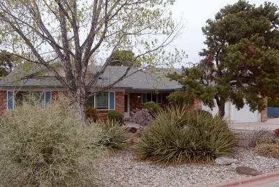 Single Family Home For Sale: 909 Matador Drive SE