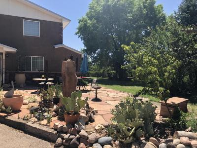 Valencia County Single Family Home For Sale: 1210 Bosque Loop