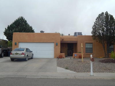 Valencia County Single Family Home For Sale: 1604 Jack Nicklaus Drive