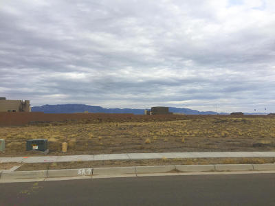 Bernalillo County Residential Lots & Land For Sale: 7900 Aguila Street NW