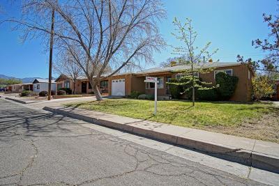 Albuquerque Single Family Home For Sale: 2004 June Street NE