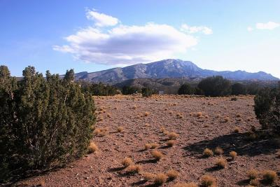 Placitas Residential Lots & Land For Sale: The Lands Of J Victor Pongetti