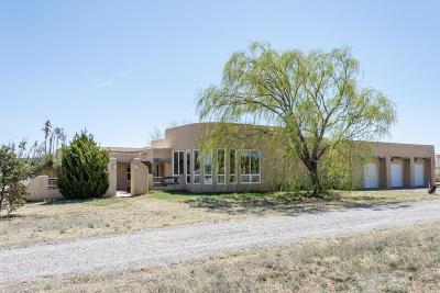 Tijeras, Cedar Crest, Sandia Park, Edgewood, Moriarty, Stanley Single Family Home For Sale: 35 Richland Drive