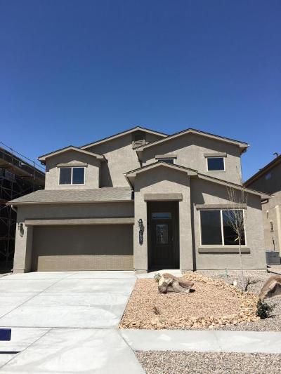Albuquerque Single Family Home For Sale: 5851 Mafraq Avenue NW