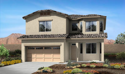 Albuquerque Single Family Home For Sale: 5904 Ermemin Avenue NW
