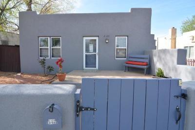 Albuquerque Single Family Home For Sale: 2128 Oxford Avenue SE