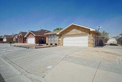 Albuquerque Single Family Home For Sale: 7515 Vista Alegre Street NW