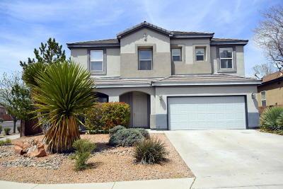 Rio Rancho Single Family Home For Sale: 5231 Aztec Court NE