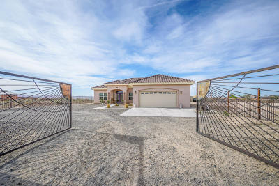 Rio Rancho Single Family Home For Sale: 612 Southern Boulevard SE