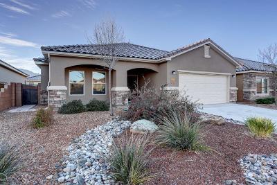 Bernalillo Single Family Home For Sale: 960 Prairie Zinnia Drive