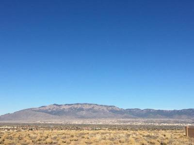 Albuquerque Residential Lots & Land For Sale: 6509 Azor Lane NW