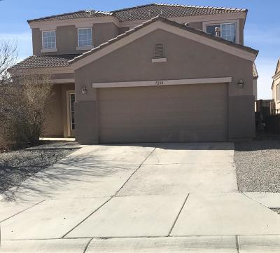 Albuquerque Single Family Home For Sale: 7244 Teypana Road NW