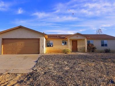 Rio Rancho Single Family Home For Sale: 337 4th Avenue SW