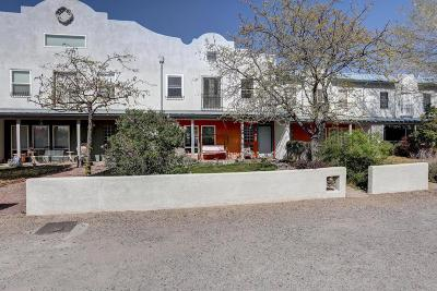Attached For Sale: 374 Los Ranchos Road NW