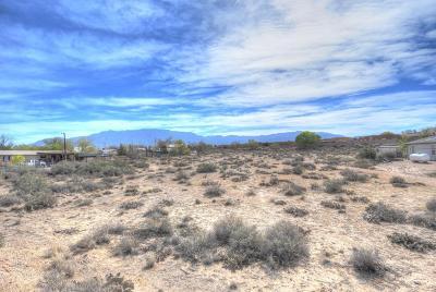 Albuquerque Residential Lots & Land For Sale: Los Ranchos Rd NE NE