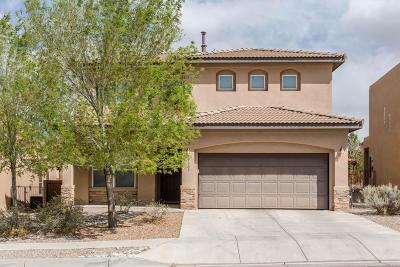 Albuquerque Single Family Home For Sale: 11809 Pocono Road SE