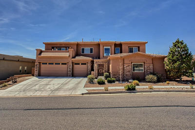 Rio Rancho Single Family Home For Sale: 2929 Redondo Santa Fe Loop NE