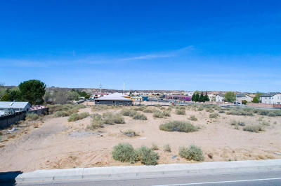 Albuquerque Residential Lots & Land For Sale: 6200 Montano Road NW