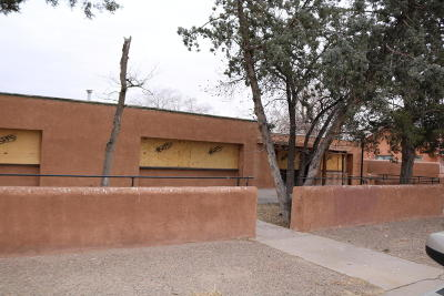 Albuquerque Single Family Home For Sale: 742 57th Street NW