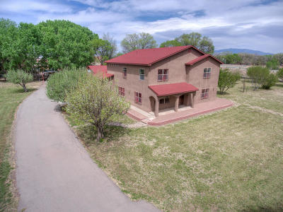 Albuquerque Single Family Home For Sale: 2220 Don Andres Road SW