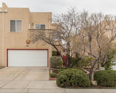 Attached For Sale: 5215 Sugarbear Court NW