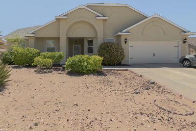 Rio Rancho Single Family Home For Sale: 4504 Rockaway Loop NE