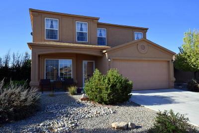 Single Family Home For Sale: 1012 Desert Paintbrush Loop NE