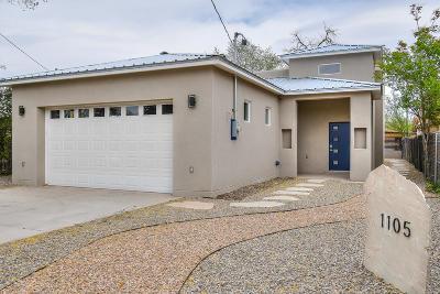 Albuquerque Single Family Home For Sale: 1105 Matthew Avenue NW
