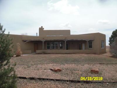 Santa Fe County Farm & Ranch For Sale: 352 Valley Irrigation Road