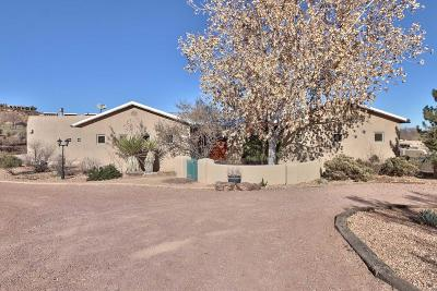 Corrales Single Family Home For Sale: 1334 La Entrada SW