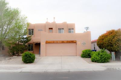 Albuquerque Single Family Home For Sale: 4015 Arapahoe Avenue NW