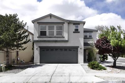 Albuquerque Single Family Home For Sale: 515 Desert Maize Drive SW