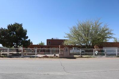 Albuquerque Single Family Home For Sale: 2416 Durand Road SW # 15
