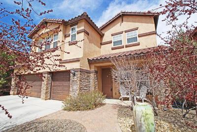 rio ran Single Family Home For Sale: 3523 Colina Serena Place NE
