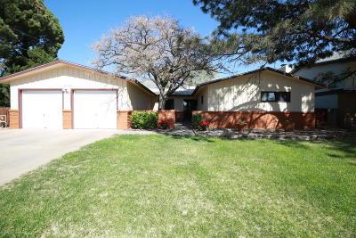 Albuquerque Single Family Home For Sale: 1304 Constitution Court NE