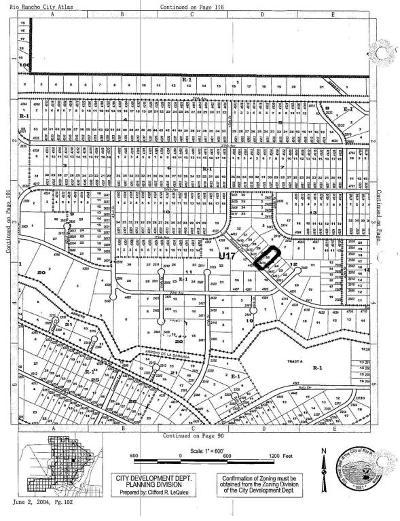 Residential Lots & Land For Sale: 4439 Baranca (L26 B12 U17) Road NE