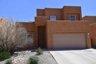 Albuquerque Single Family Home For Sale: 812 Scoria Drive NW