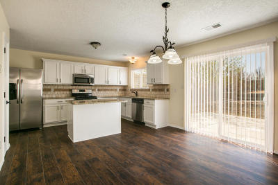 Albuquerque Single Family Home For Sale: 6908 Paese Place NW