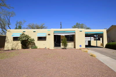 Albuquerque Single Family Home For Sale: 637 Jane Street NE