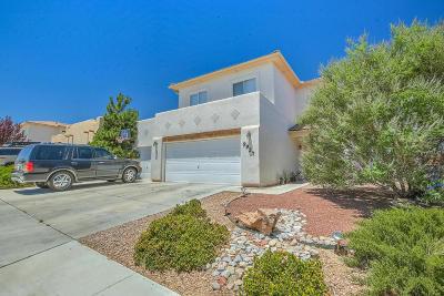 Single Family Home For Sale: 9927 Rio Corto Avenue SW
