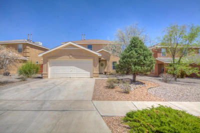 Albuquerque Single Family Home For Sale: 9908 Silverton Drive NW