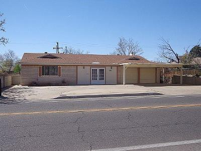 Albuquerque Single Family Home For Sale: 2209 Pennsylvania Street NE