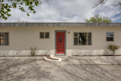 Albuquerque Single Family Home For Sale: 2904 Washington Street NE