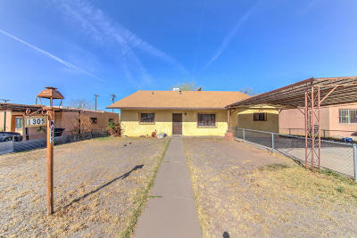 Albuquerque Single Family Home For Sale: 1305 Boatright Drive NE