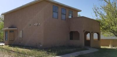 Albuquerque Single Family Home For Sale: 540 La Vega Drive SW