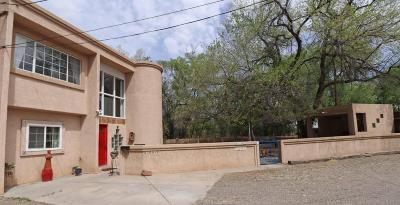 Albuquerque Single Family Home For Sale: 1001 McMullen Drive NW # C